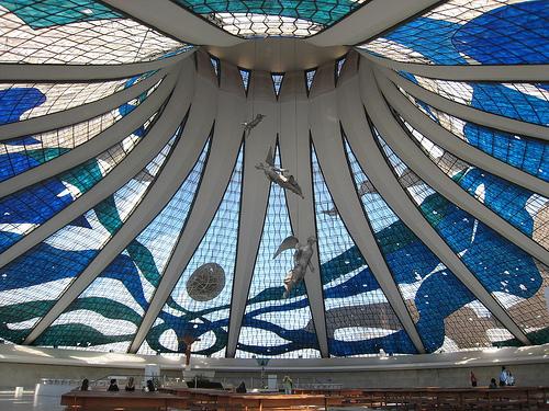 Brasília, Metropolitan Cathedral